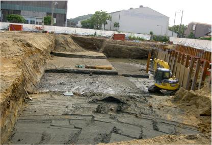 土壌汚染対策工事の概要1