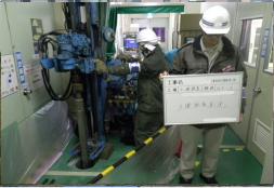 稼働中工場における調査~対策工事2